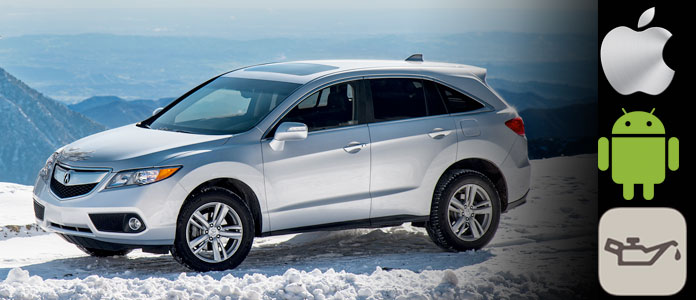 Reset Acura RDX Maint Req'd Light