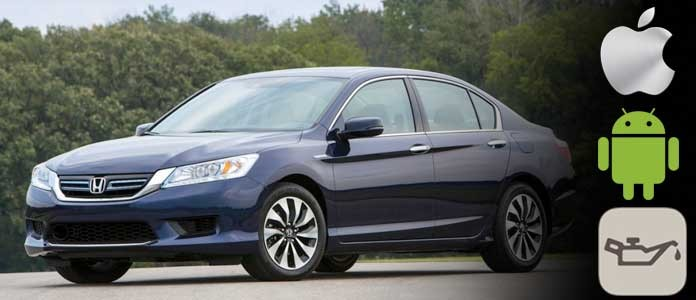 Reset Honda Accord Maint Req'd Light