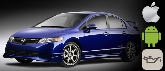 Reset Honda Civic Maint Req D Light