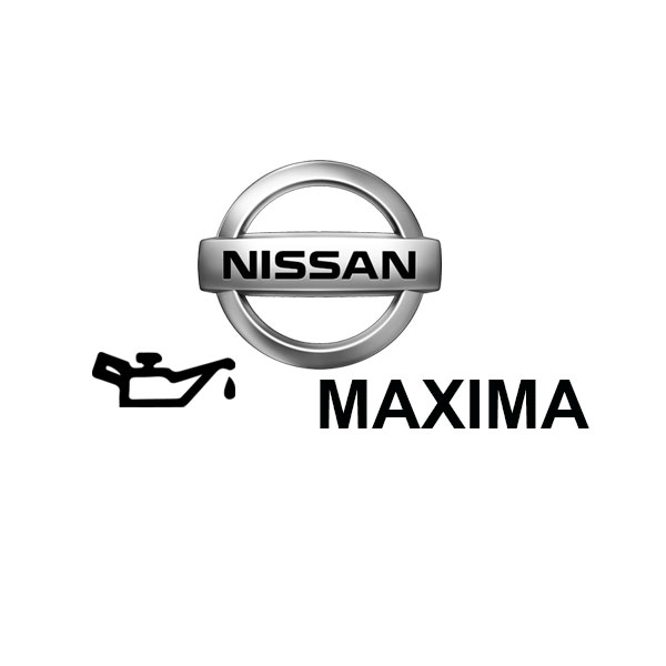 Nissan Maxima Maintenance Oil and Filter Light