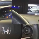 Reset Honda Maint Req'd light