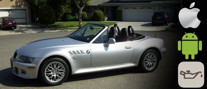 Reset 2002 BMW Z3 Oil Service Icon