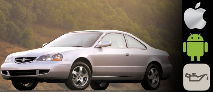 Reset Acura CL Maint Req'd Light