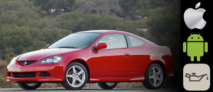 Reset Acura RSX Maint Req'd Light