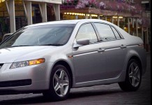Reset Acura TL Maint Req'd Light