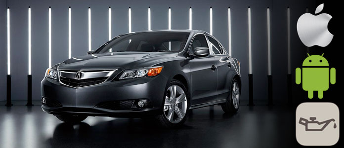 Reset Acura ILX Maint Req'd Light