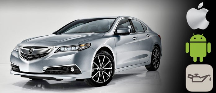 Reset 2015 Acura TLX Maint Req'd Light