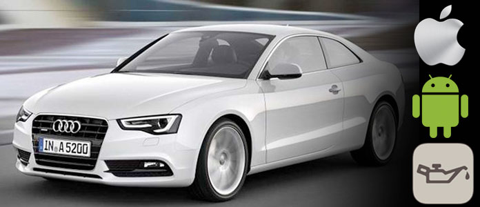 Reset Audi A5 and S5 Service Due Light