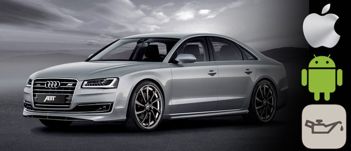 Reset Audi A8 and S8 Service Due Light