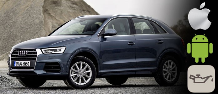 Reset 2015 Audi Q3 Service Due Light