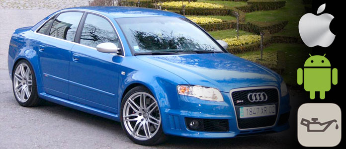 Reset Audi RS4 Service Due Light