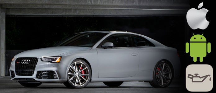 Reset Audi RS5 Service Due Light