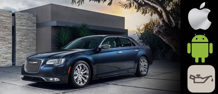 Reset Chrysler 300 Oil Change Due Light