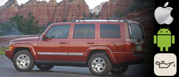 how to reset jeep commander change oil light rh carhowto com 2007 jeep commander manual 2007 jeep commander owners manual