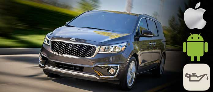 Reset Kia Sedona Engine Oil Light