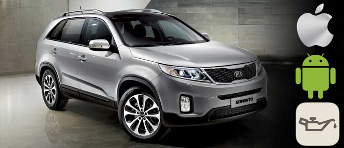 Reset Kia Sorento Engine Oil Light
