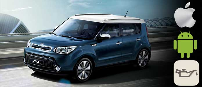 Reset Kia Soul Engine Oil Service Required Light