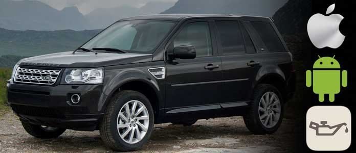 Reset Land Rover LR2 Service Required Light
