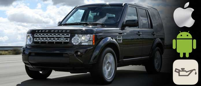 Reset Land Rover LR4 Service Light