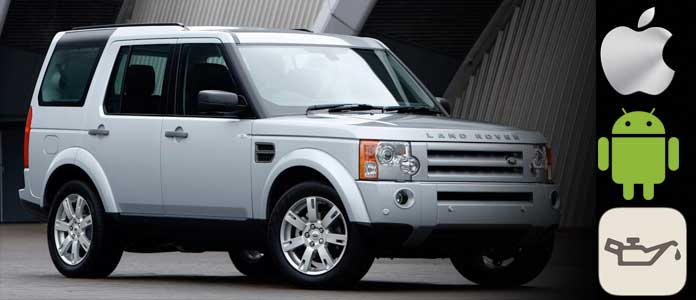 Reset Land Rover LR3 Service Required Light