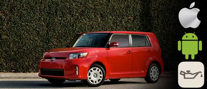 Scion xD oil life percentage reset procedure