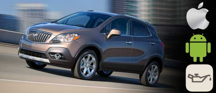 Buick Encore Change Oil Soon Light Reset