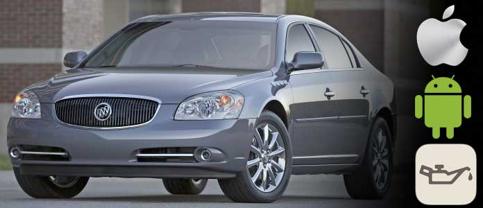 Buick Lucerne Engine Oil Life Reset