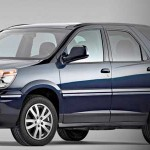 Buick Rendezvous Oil Change Due Light Reset