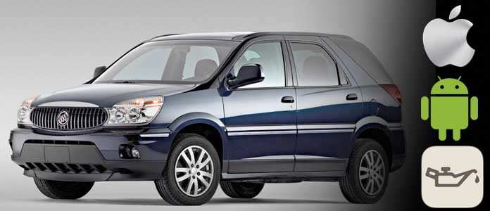 2007 Buick Rendezvous Repair Manual