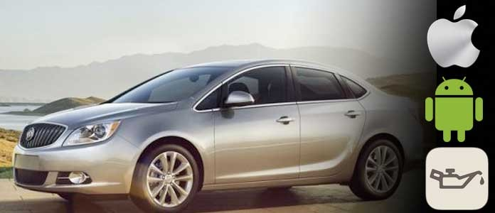 Buick Verano Engine Oil Life Reset