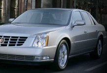 Cadillac DTS Engine Oil Life Reset