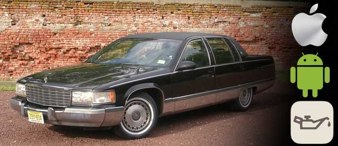 Change Oil Soon Light Reset on Cadillac Fleetwood