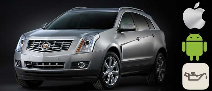 Cadillac SRX Oil Change Due Light Reset