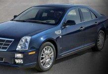 Cadillac STS Oil Life Reset