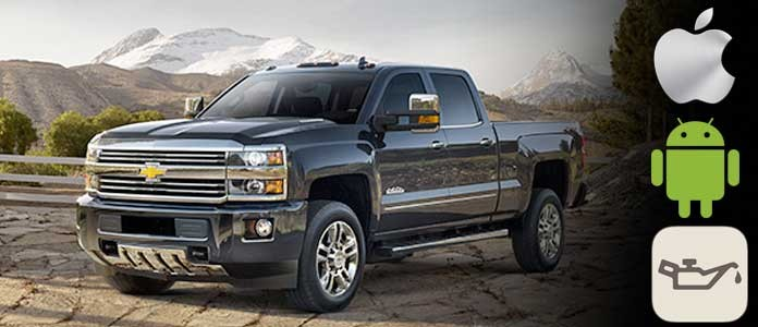 Chevy Silverado Truck Change Engine Oil Soon Light Reset