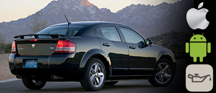 Reset Dodge Avenger Oil Change Due Light Procedure
