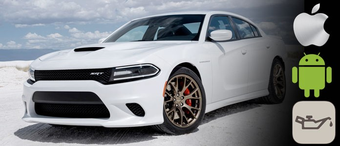 Dodge Charger oil light reset