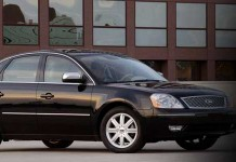 Ford Five Hundred (500) Oil Life Reset