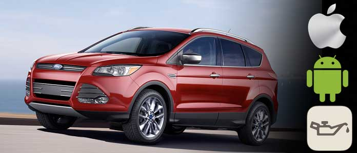 Ford Escape Oil Change Light Reset