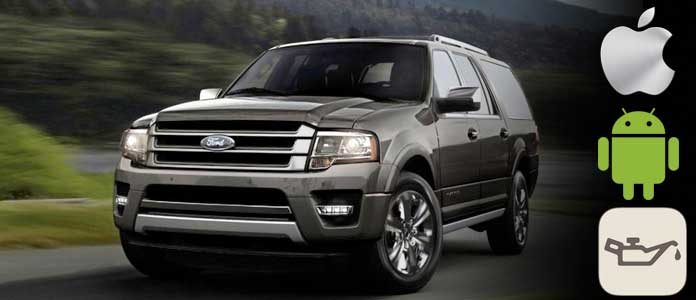 ford expedition change oil light reset