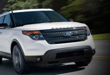 Ford Explorer Oil Change Light Reset