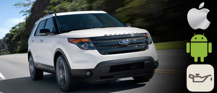 Every Year Ford Explorer Oil Change Light Reset Procedure