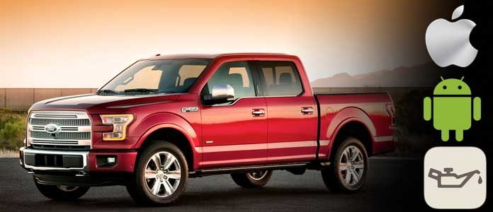 Reset Ford F150 Truck Oil Change Light At Each Service