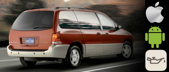 Ford Freestar Oil Change Message Reset