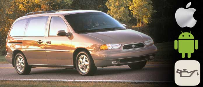 Ford Windstar Oil Change Reminder Light Reset