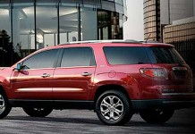GMC Acadia Oil Life Percentage Reset