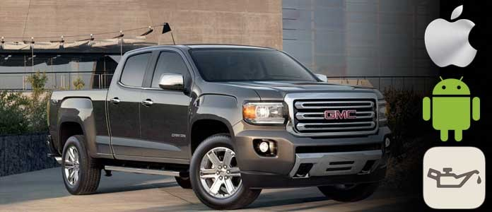 Reset Oil Life on GMC Canyon