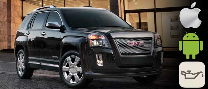 GMC Terrain Oil Change Reminder Light Reset
