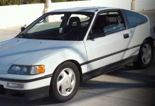 Reset Honda CRX Oil Change Light