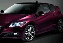 Honda CRZ Maintenance Light Reset